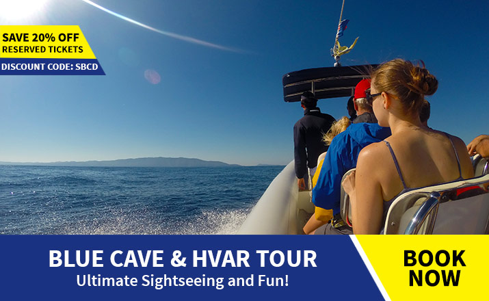 blue cave tour from split, 20% discount code