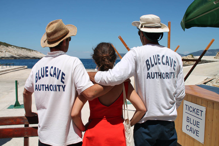 Blue Cave Authority