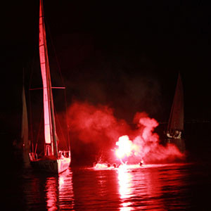 PEQUENA REGATA NOCTURNA 15th August