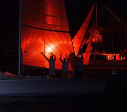 Team Celebrating - Pequena Regata Nocturna