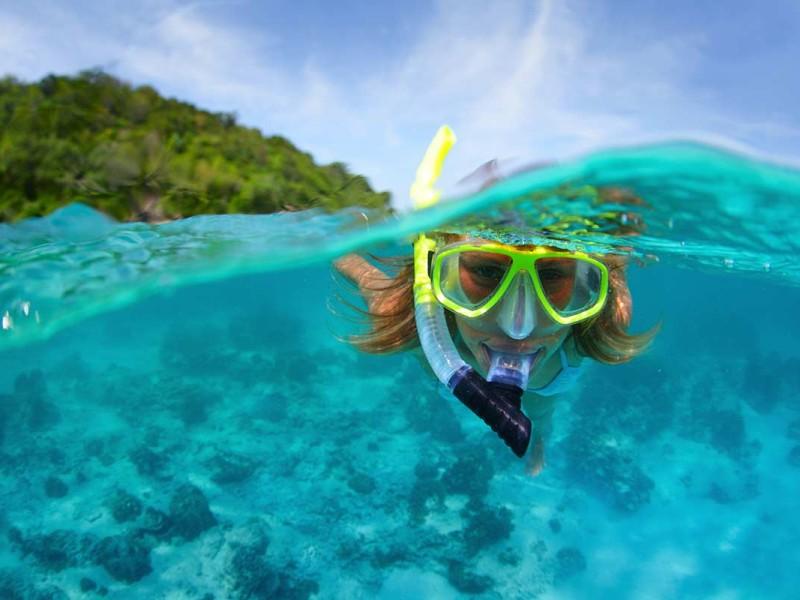 snorkellingbluelagooncroatia