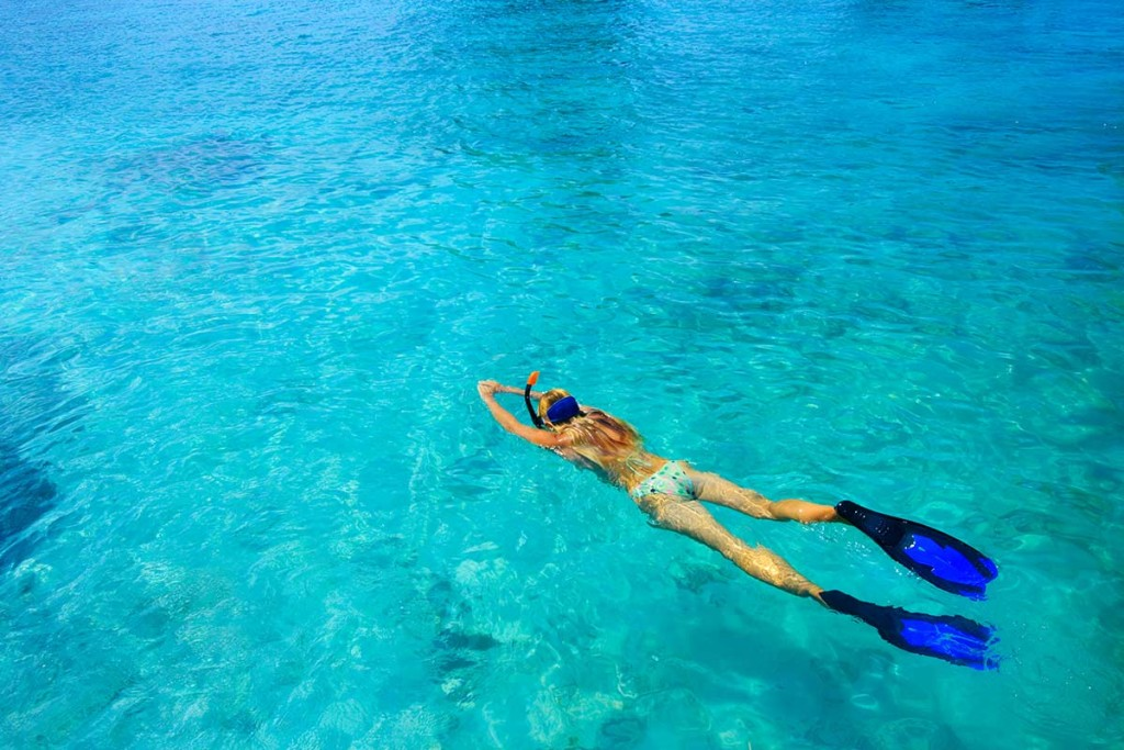 snorkling split kroatien