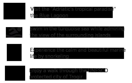Blue Lagoon tour - tour highlights