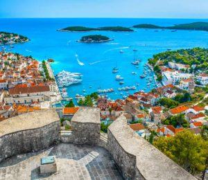 view-from-Fortica-Hvar