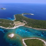 Budikovac island rom air