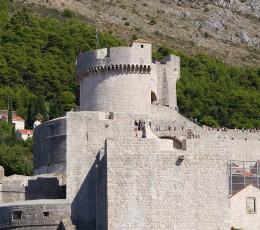 DubrovnikFortressOldTownWalls