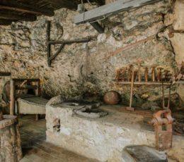 traditional blachsmith tools-Krka national park