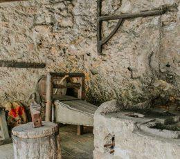 traditional blacksmith Krka NP