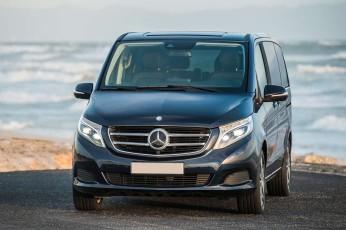Mercedesbenzv-classfrontview