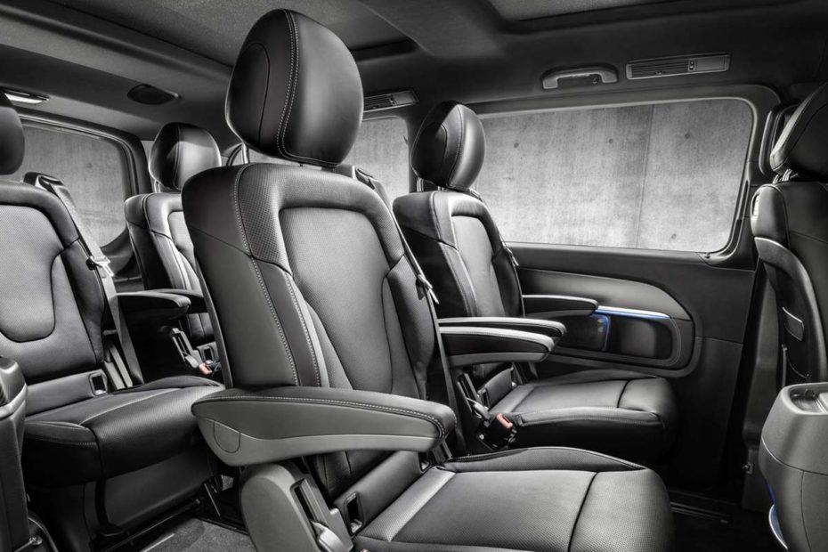 Mercedesbenzv-classinside