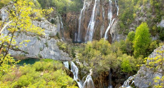 PlitviceLakesTour-croatianlargestwaterfall
