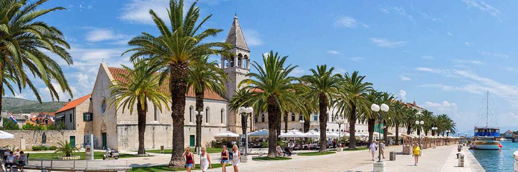 St. Dominic Monastery-Trogirwaterfront