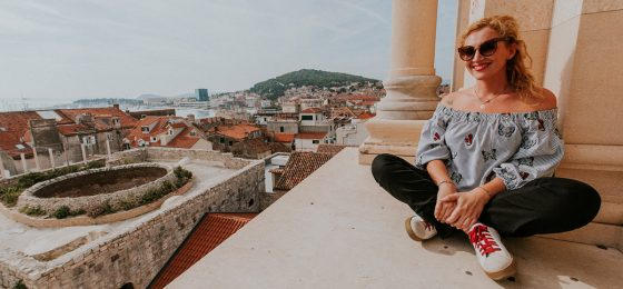 on-top-of-St-Domnius-bell-tower-Split-Croatia