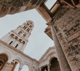 view-on-St-Domnius-Cathedral-Peristyle-Split