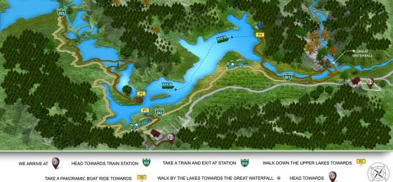 plitvice-lakes-tour-map