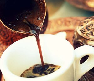 Coffe in Mostar