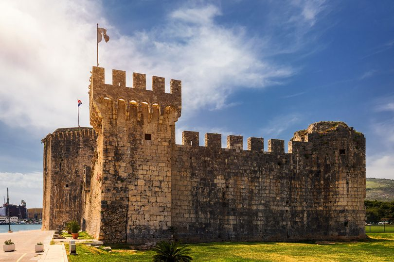 Kamerlengo-Castle-Trogir-old-town