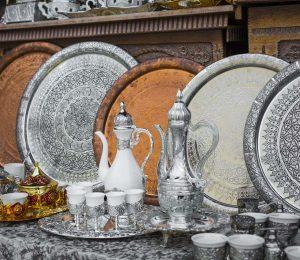 Open market in Mostar