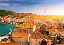 Trogir-old-town-UNESCO-World-Heritage-site