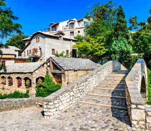 architecture in Boasnia