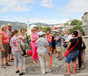 tour with guide in Mostar