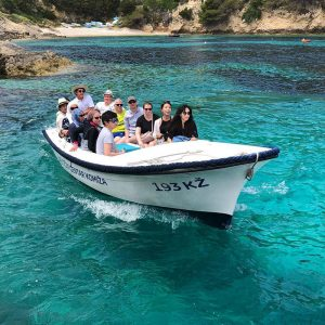 boat-for-blue-cave-excursion