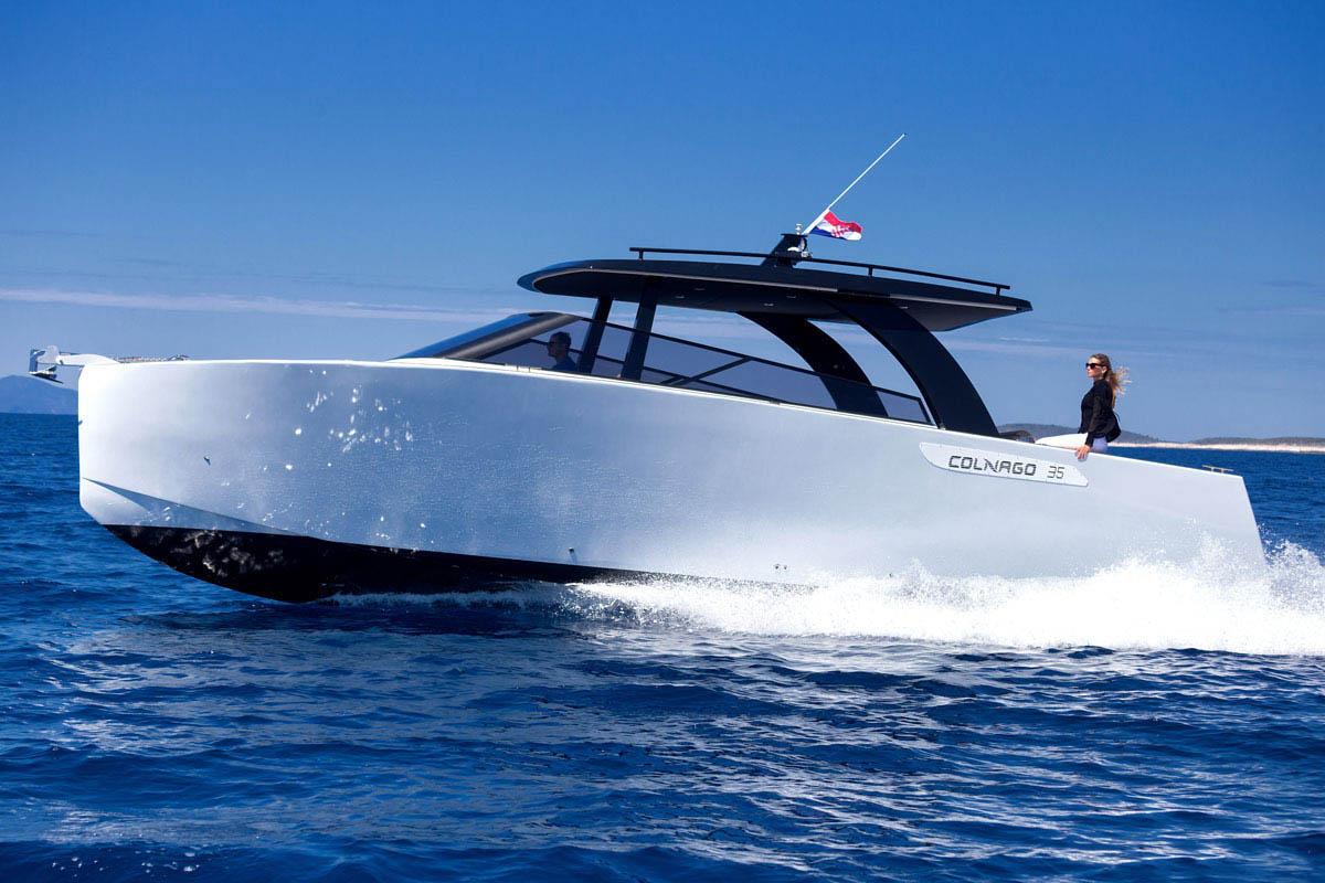 amazing speedboat experience-Split Croatia
