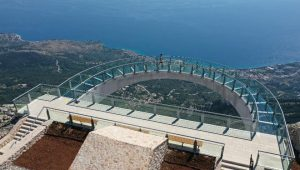 would you dare go on Biokovo skywalk