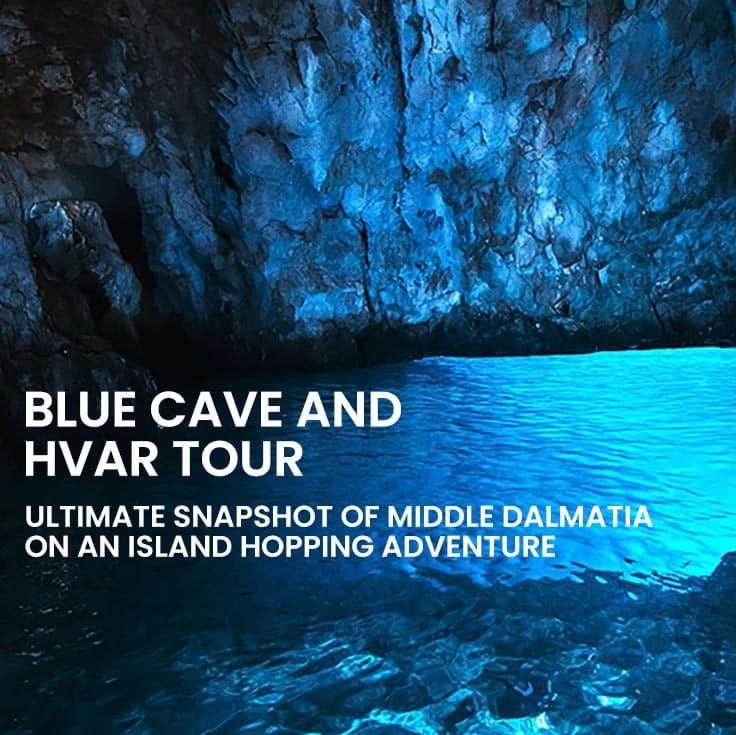 Blue cave tour by Sugaman Tours