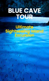 Blue Cave Tour from Split