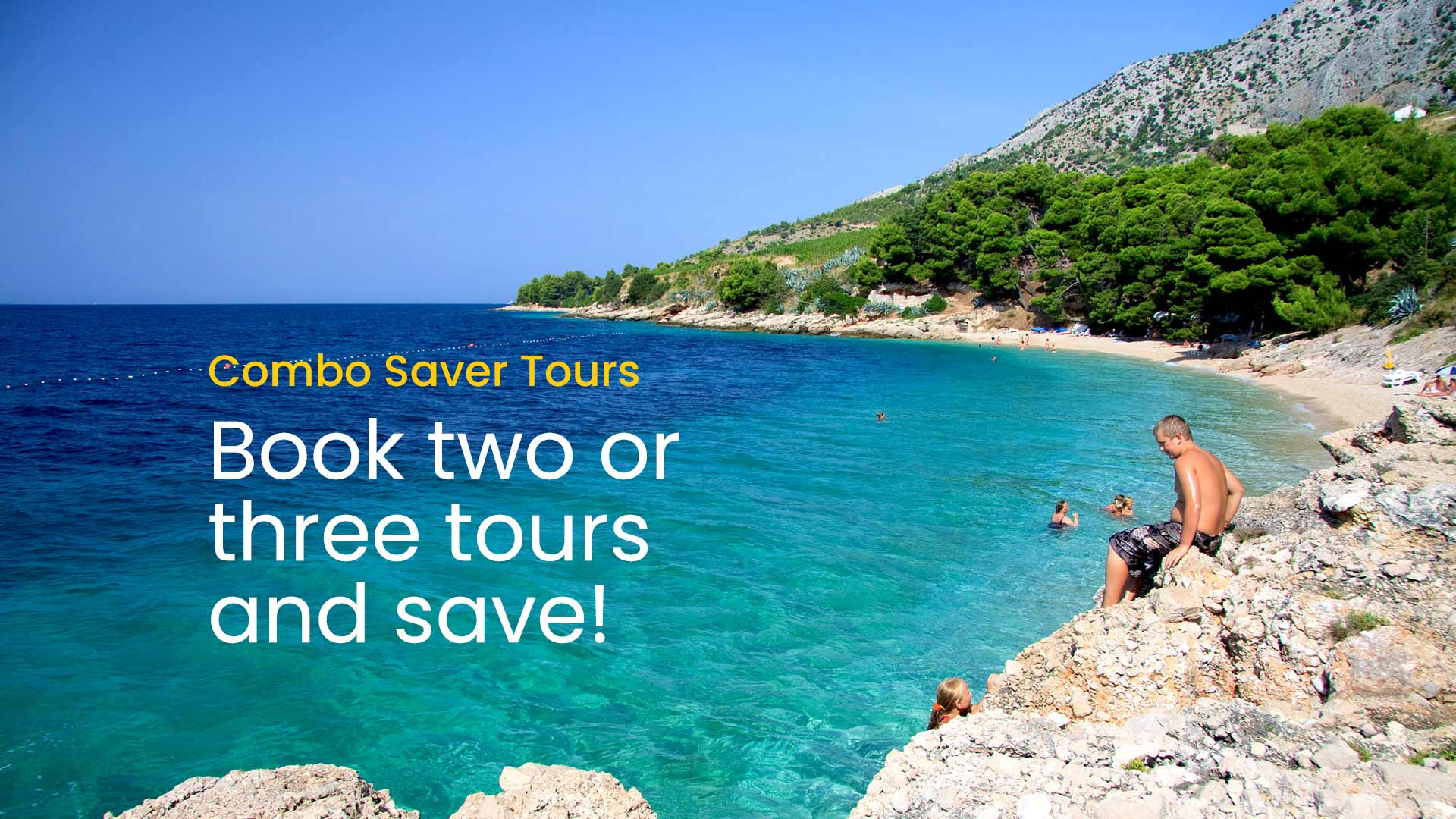 combo saver tours, tour packages from Split