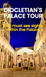 Dioceltian's Palace tour