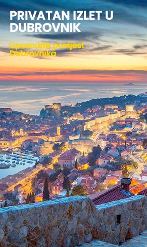 privatna tura u Dubrovnik