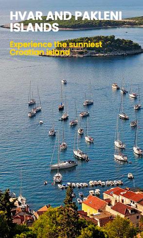 Hvar and Pakleni islands private tour
