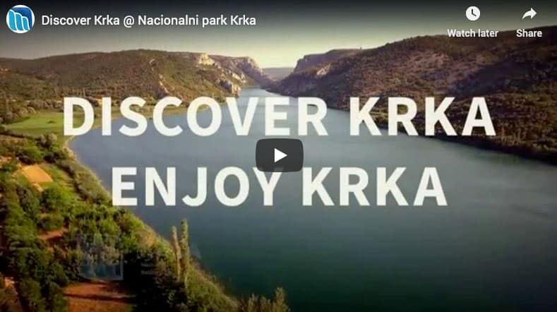 video o Krka nacionalnom parku