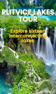 Plitvice tour from Split