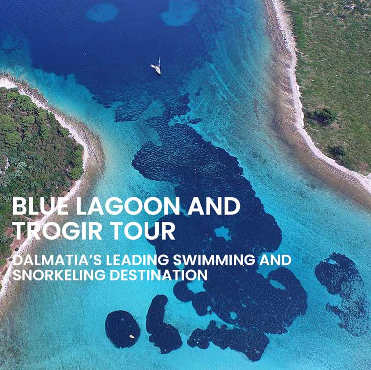 Private Blue lagoon tour from Split