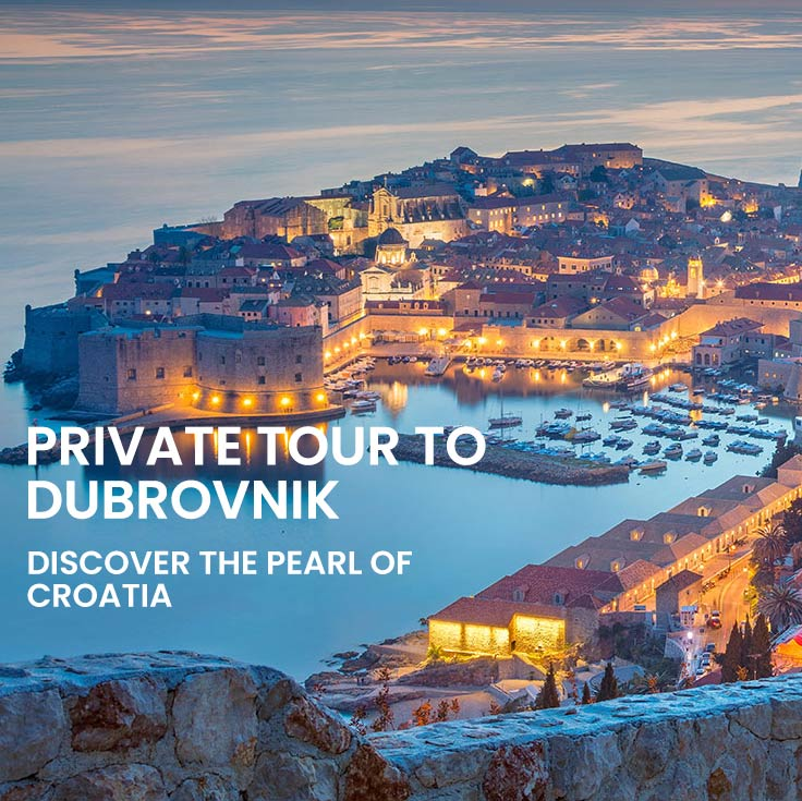 Private tour to Ston and Dubrovnik from Split