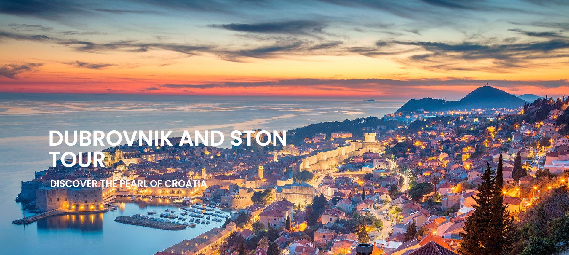 private tour to Dubrovnik